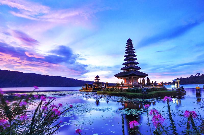voyager à Bali